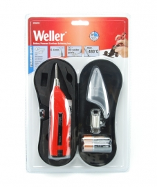 Weller BP650CEU Batterij soldeerbout 6W/4.5V, 480°C stift 0,4 mm