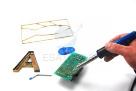 ESATOOLS soldeerbout 50W 24Volt met XLR stekker