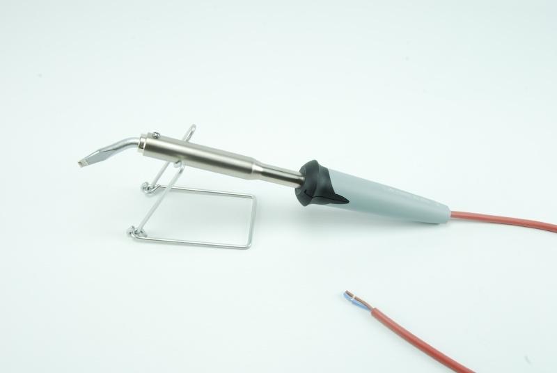 Ersa soldeerbout 80W 24V met hittebestendig siliconensnoer en zonder stekker
