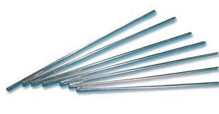 Soldeertin staaf 60/40  200 gr. 11 mm driehoek Lengte=39,5 cm, hoge kwaliteit tin