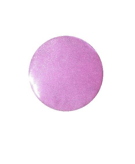 Bun Cover 'Metallic Pink'