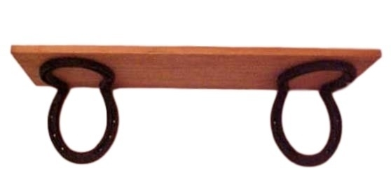 Set van 2 Plankdragers, naturel