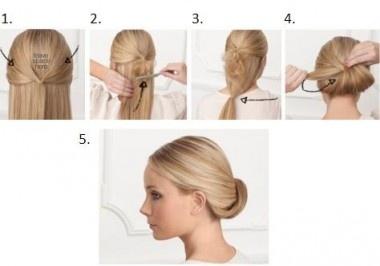 chique knot
