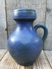 De Olde Kruyk vaas blauwgroen