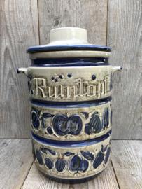 Scheurich grote 'Rumtöpf' pot