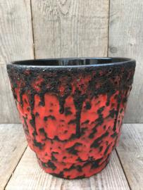 Fohr Keramik fat lava bloempot