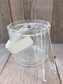 Guzzini ijsemmer helder acrylaat