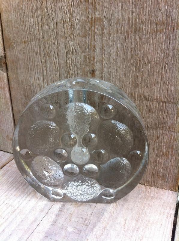 Solifleur Walther glas bloemdecor large