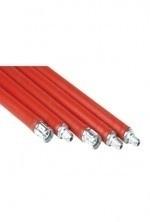 Flexibele veegstok met schroefdraad DHZ (rood) #657000