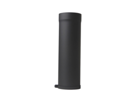 EWØ150 2mm  Paspijp 50cm - Kleur: Grijs/ Antraciet