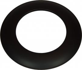 EW/130 Rozet Kleur: zwart