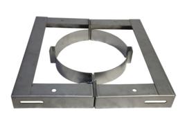 Omkokeringsbeugel gegalvaniseerd Ø250mm
