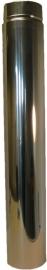 Thermovent DWL Ø100/150mm Toestelaansluitstuk lengte 1000 mm DWL10077