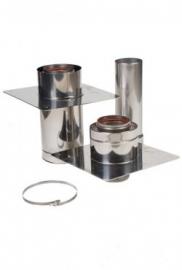 Holetherm concentrisch saneringsset Ø100-150mm