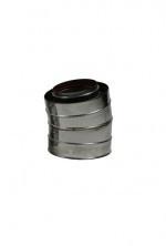 Holetherm concentrisch bocht 15° graden Ø100-150mm