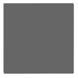 Nr 32-521 2mm Staalvloerplaat vierkant - antraciet 1000 x 1000