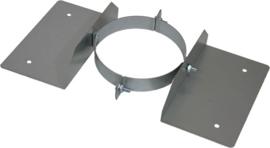 DW/Ø150-200mm dakbevestigingsbeugel gegalvaniseerd