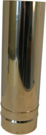 Thermovent DWL Ø100/150mm 50cm pijp inkortbaar