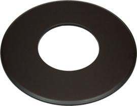 EWØ150 Rozet Groot 9cm  - zwart