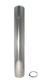 EW100mm  100 cm met klemband #CAM97