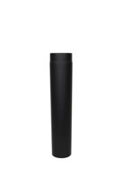 EW/Ø180 2mm Pijp 50cm (Kleur: Zwart)