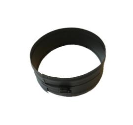 Klemband 200mm ZWART