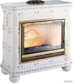 Boheme 4-14 kW (Kleur: habillage keramiek)