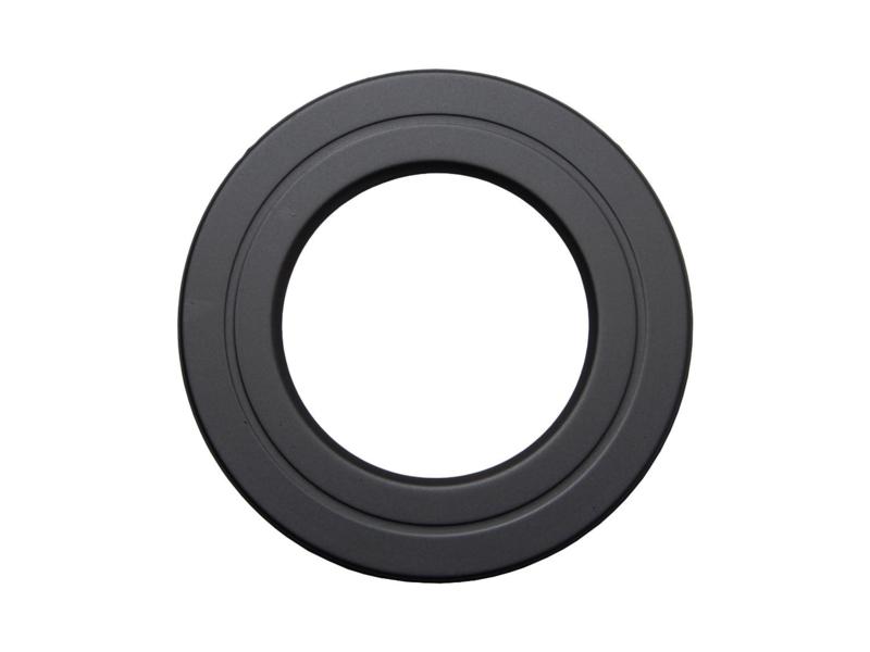 EW/125 mm Rozet - antraciet