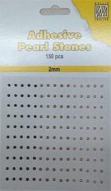 Plakparels 2 mm Brons Goud APS205