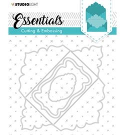 SL Cutting & Embossing Die Envelop Essential, nr.319
