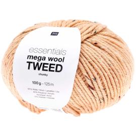 Rico Essentials -  Mega Wool Tweed  383288.003 -  Apricot