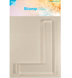 Joy!Crafts Stempel liniaal - 6200/0233
