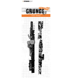 Studio Light - Grunge Collection - Clear Stamp - nr. 454