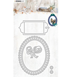 SL Cutting & Embossing Die Winter Charm, nr.327