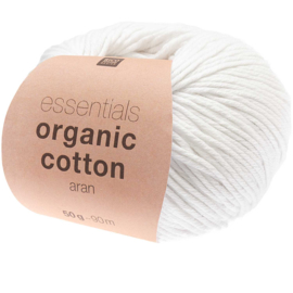 Rico Essentials Organic Cotton aran