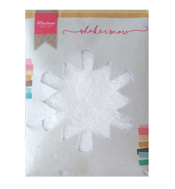 Marianne Design Shaker Snow