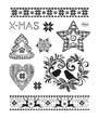 Viva Decor My Paper World Silikon-Stempel  Kerst 4003 146 00