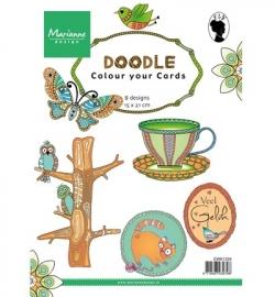 Marianne Design Doodle