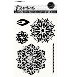 Studio Light -  Mask Doodle Essentials  - nr.58
