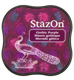 StazOn Midi Gothic Purple - 13
