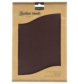 Studio Light - Fake Leather Sheets nr.03