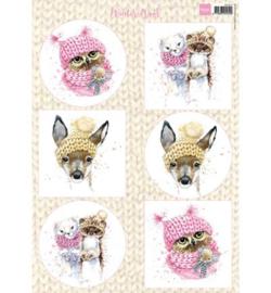VK9547 - Algemeen - Winter Wool Pink