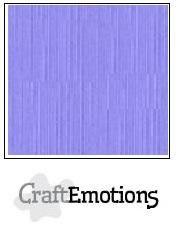 CraftEmotions linnenkarton 10 vel  Heide pastel  30,5x30,5cm