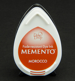 Memento Dew Drop Ink Pad  MD-201 Morocco