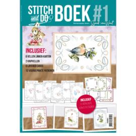 Stitch and Do Boek 1