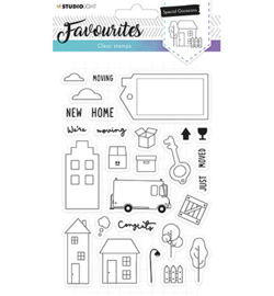 Studio Light - Clear Stamps - Favourites nr. 485