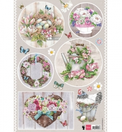 EWK1240 Country style - Flowers