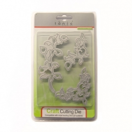 Tonic Studios Craft Cutting Die Verdant Vines 493