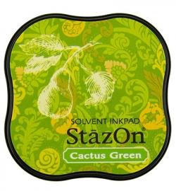 StazOn Midi Cactus Green - 52
