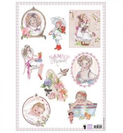 Marianne Design Nanny Memories